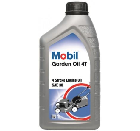 MOBIL GARDEN OIL 4T SAE30 1L