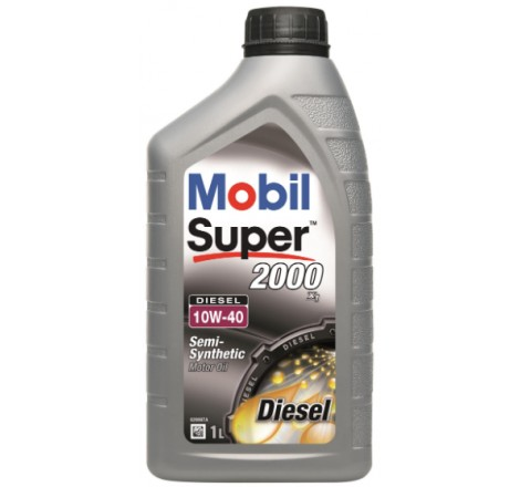 MOBIL SUPER 2000 X1 DIESEL...