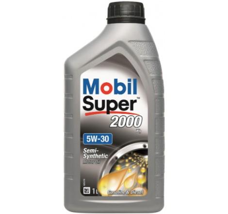 MOBIL SUPER 2000 X1 5W30 1L