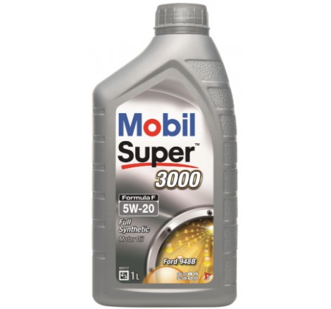 MOBIL SUPER 3000 FORMULA F...