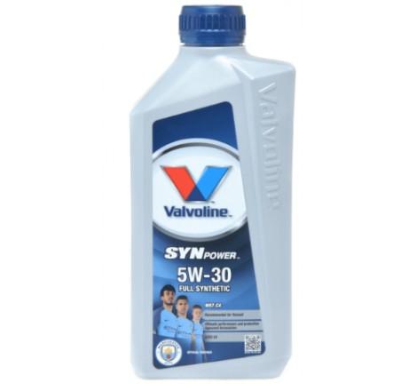 VALVOLINE SYNPOWER MST C4...