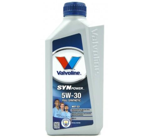 VALVOLINE SYNPOWER MST C3...