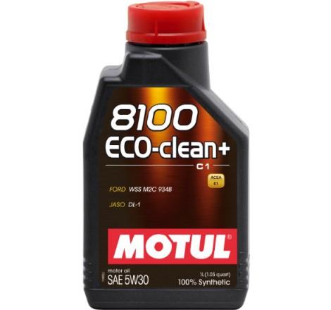 MOTUL 8100 ECO-CLEAN+ C1...
