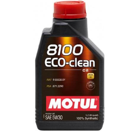 MOTUL 8100 ECO-CLEAN C2...