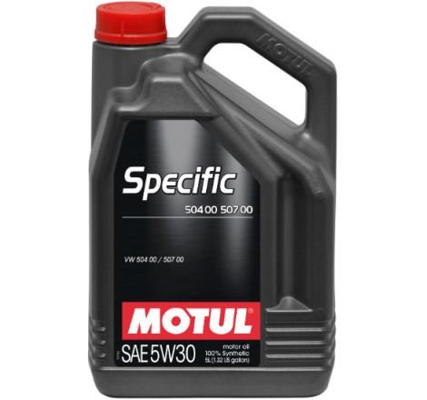 MOTUL SPECIFIC 504.0-507.00...