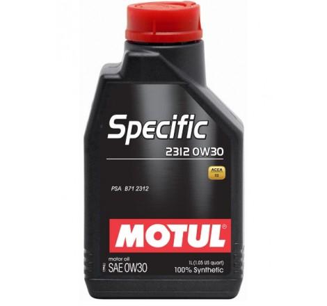 MOTUL SPECIFIC 2312 0W30 1L
