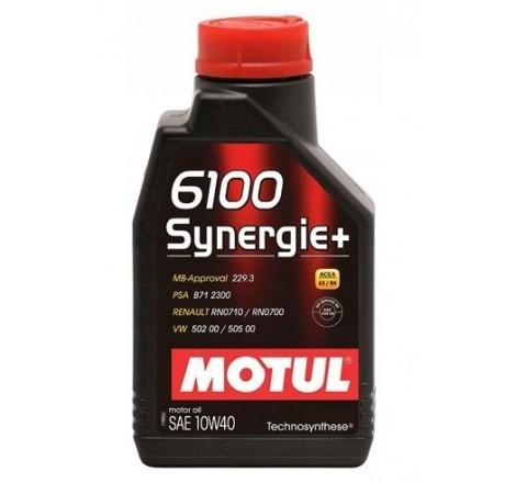 MOTUL 6100 SYNERGIE + 10W40 2L