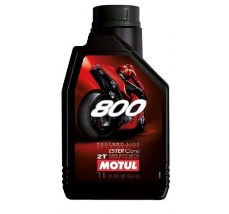 MOTUL 800 2T ROAD RACING FL 1L