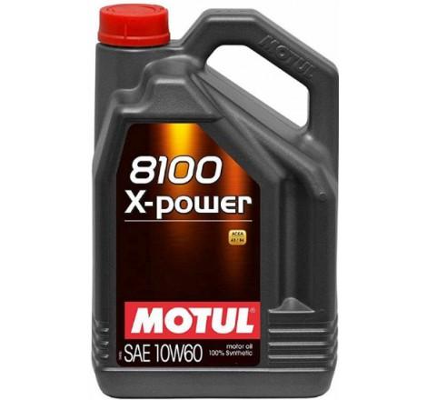 MOTUL 8100 X-POWER 10W60 4L