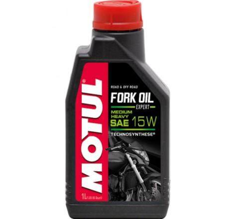 MOTUL FORK OIL 15W EXPERT...