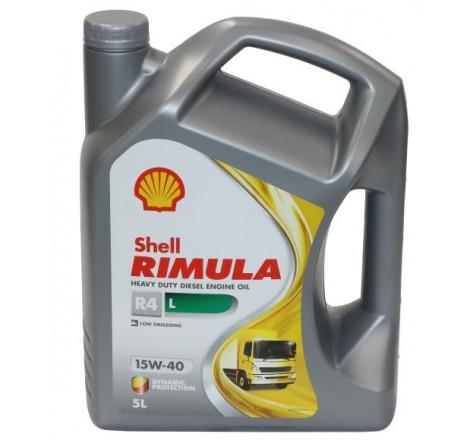 SHELL RIMULA R4L 15W40 5L