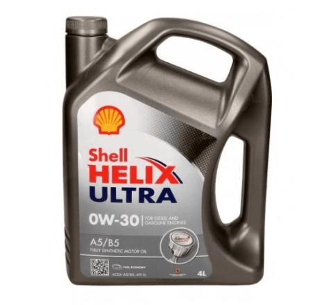SHELL HELIX ULTRA AS A5/B5...