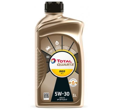 TOTAL QUARTZ MC3 5W30 1L