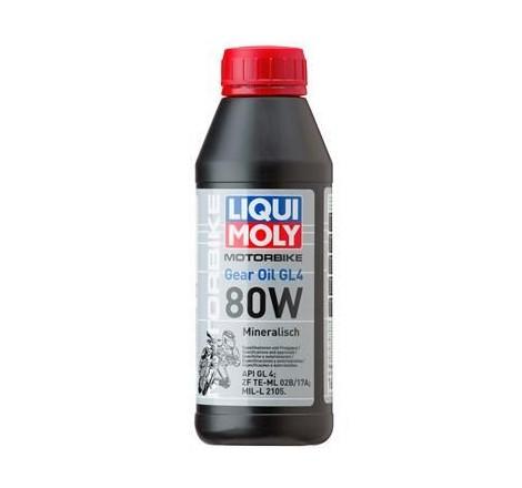 LIQUI MOLY RACING GEAR OIL...