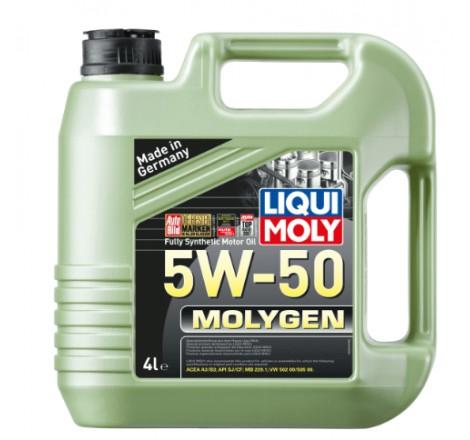LIQUI MOLY MOLYGEN 5W50 4L