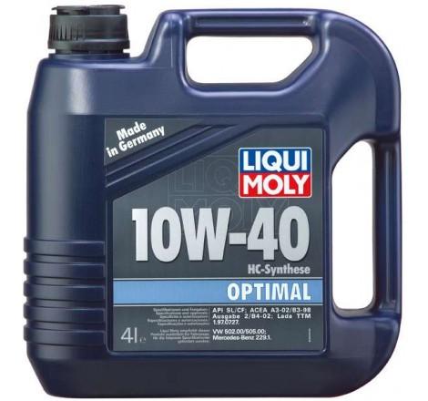 LIQUI MOLY OPTIMAL 10W40 4L