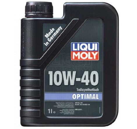LIQUI MOLY OPTIMAL 10W40 1L
