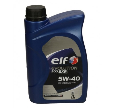ELF 5W40 EVOLUTION 900 SXR