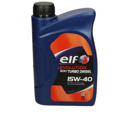 ELF 15W40 EVOLUTION 500...