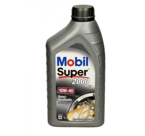 MOBIL SUPER 2000 10W40 X1 1L