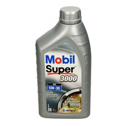 MOBIL SUPER 3000  5W30 XE