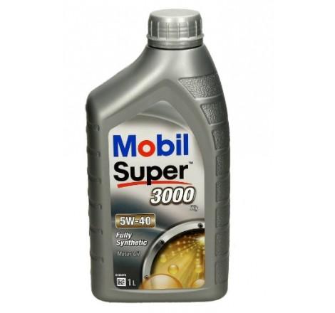 MOBIL SUPER 3000  5W40 X1