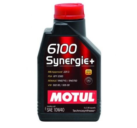 MOTUL 6100 10W40 SYNERGIE+
