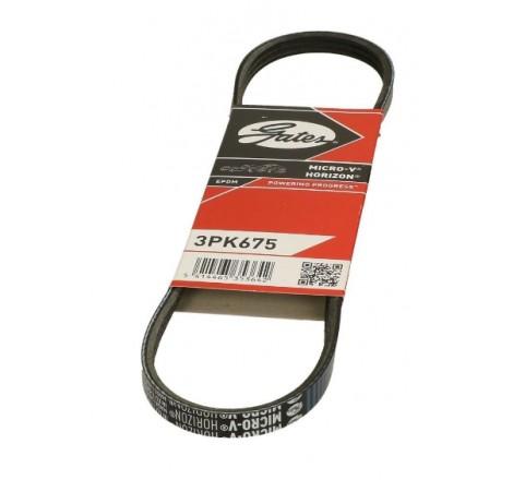 PASEK KLINOWY GATES 3PK0675