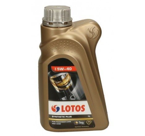 Lotos 5W40 Thermal Control