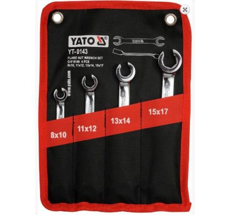 YATO YT-0143 ZESTAW KLUCZY...