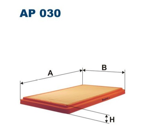 Filtr Powietrza FILTRON AP030