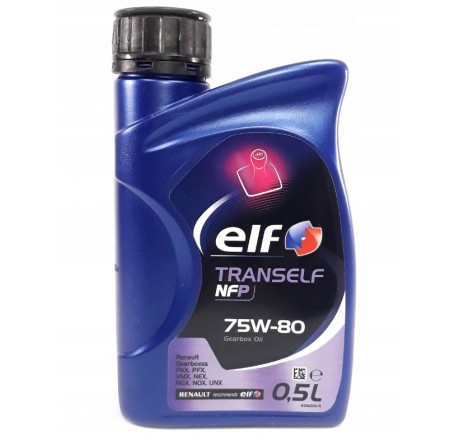 ELF TRANSELF NFP 75W80 0,5L