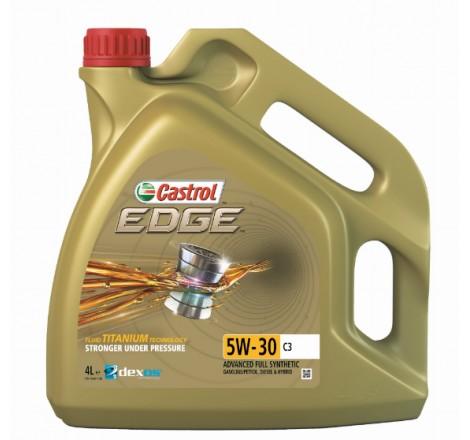 CASTROL EDGE 5W30 C3 4L