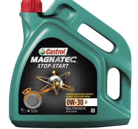 CASTROL 0W30D MAGNATEC...