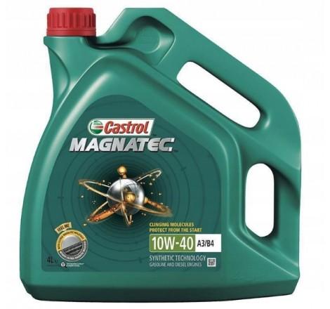 CASTROL 10W40 MAGNATEC 4L