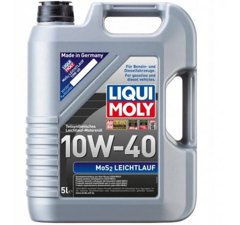 Liqui Moly 10W40 HD MOS2 5L