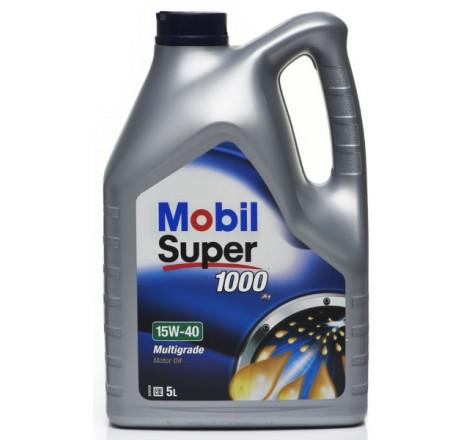 MOBIL SUPER 1000  15W40 X1 5L