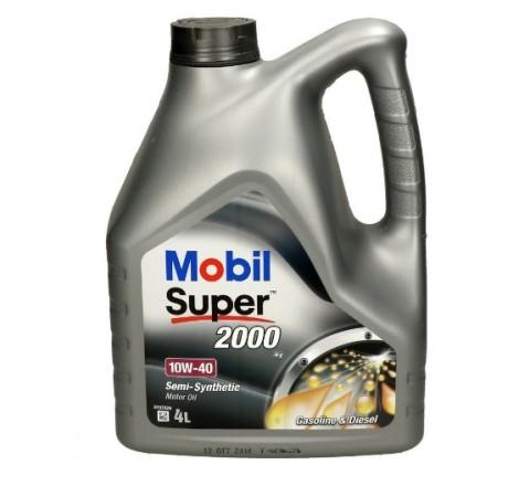 MOBIL SUPER 2000 10W40 X1 4L