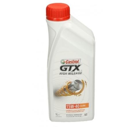 CASTROL GTX HIGH MILEAGE...