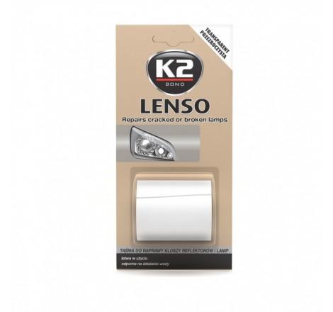 K2 LENSO PRZEZROCZYSTE