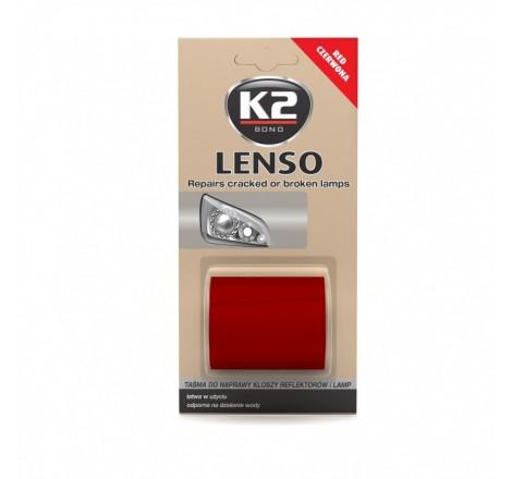 K2 LENSO CZERWONE
