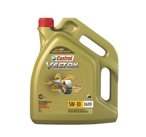 CASTROL VECTON FUEL SAVER...
