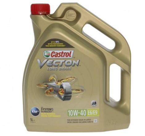 CASTROL VECTON LONG DRAIN...