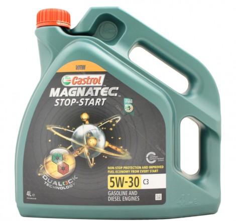 CASTROL MAGNATEC STOP-START...