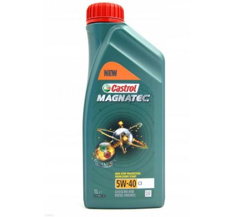 CASTROL 5W40 MAGNATEC C3